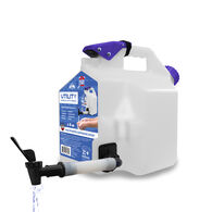 Utility SureCan with Spigot, 2+ Gallons