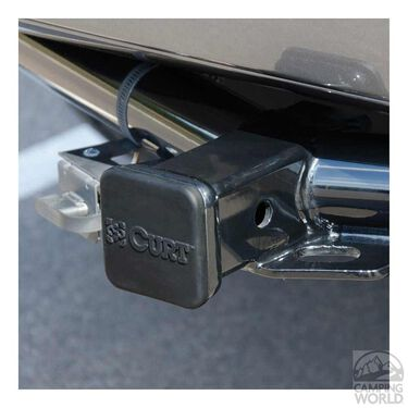CURT Rubber Hitch Tube Cover