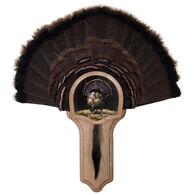 Walnut Hollow Deluxe Turkey Display Kit with Full Fan Image