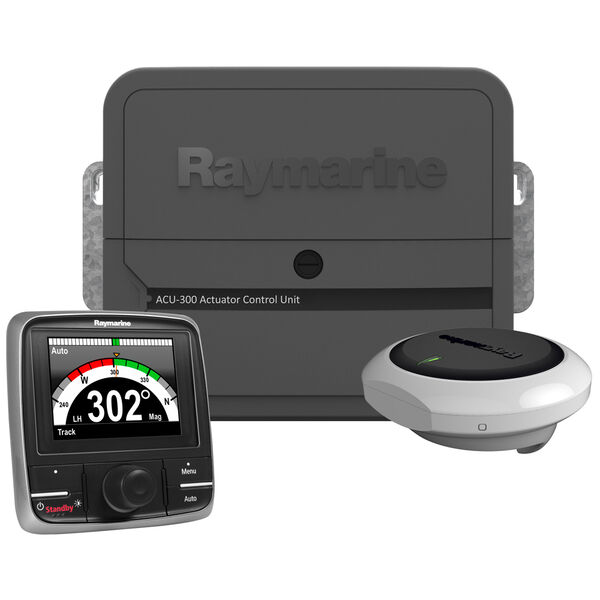 Raymarine EV-300 Power Solenoid Evolution Autopilot