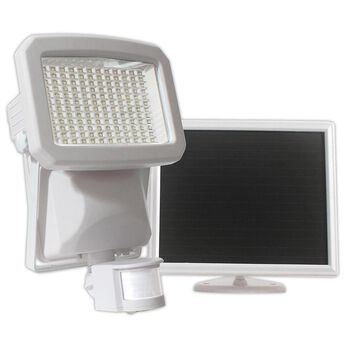 Nature Solar Motion Activated 144 Led Security Light 1500 Lumens Camping World