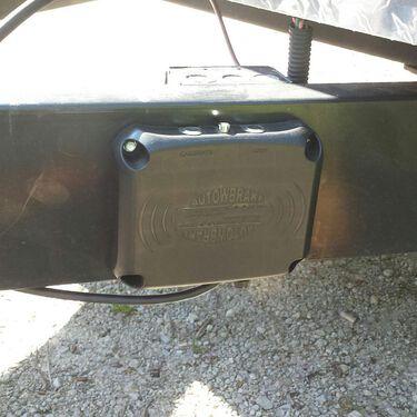 Autowbrake Trailer Mounted Brake Control