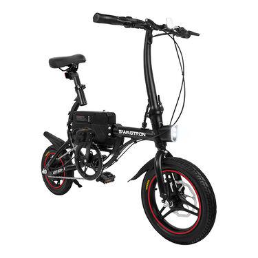 Swagtron EB-1 E-Bike, Black