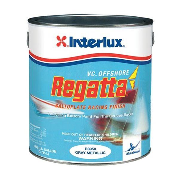 Interlux Baltoplate Gray Metallic Racing Paint, Gallon