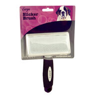 Scott Pet Slicker Dog Brush, Large