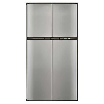 Norcold PolarMax Refrigerator Model 2118SS with Stainless Steel Doors