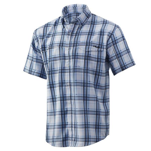 Huk Men's Tide Point Short Sleeve Shirt