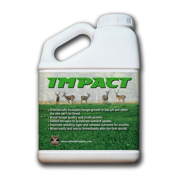 Whitetail Institute Impact Soil Amendment, 4.25 lbs.