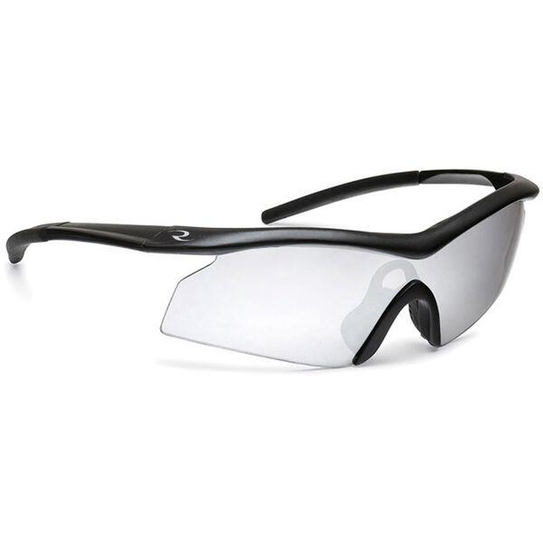 Radians T-10 Series Shooting Glasses, Black/Clear