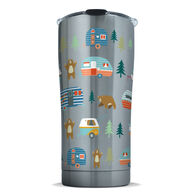 Tervis 20-oz. Stainless Steel Tumbler, Retro Camper with Bears