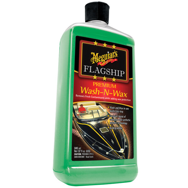 Meguiar's Flagship Premium Wash-N-Wax, 32 oz.