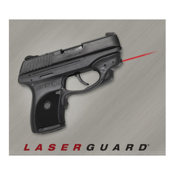 Crimson Trace LG-412 Front Activation Laserguard for the Ruger LC9