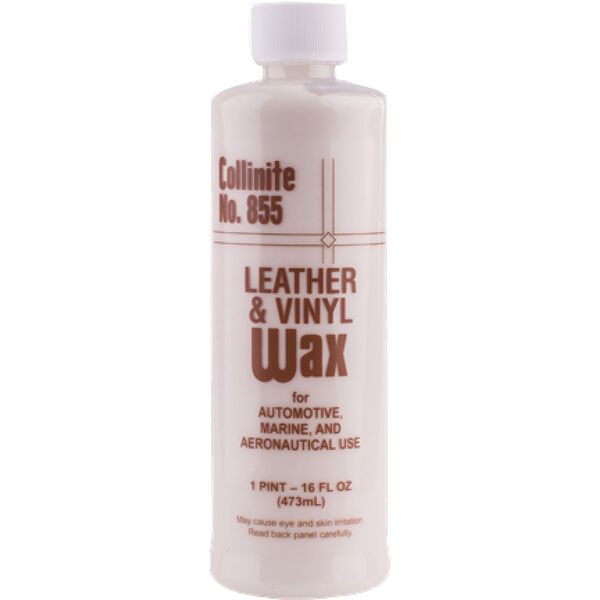 Collinite Leather And Vinyl Wax, Pint