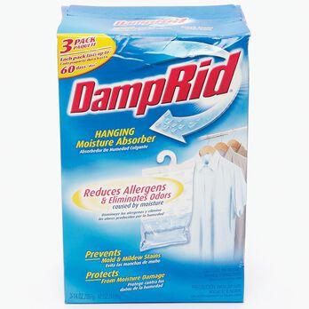 Damp Rid Hanging Moisture Absorber, 3pk