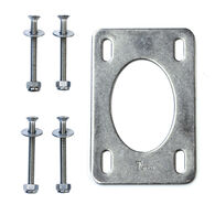 Tigress Outrigger Side-Mount Backing Plate