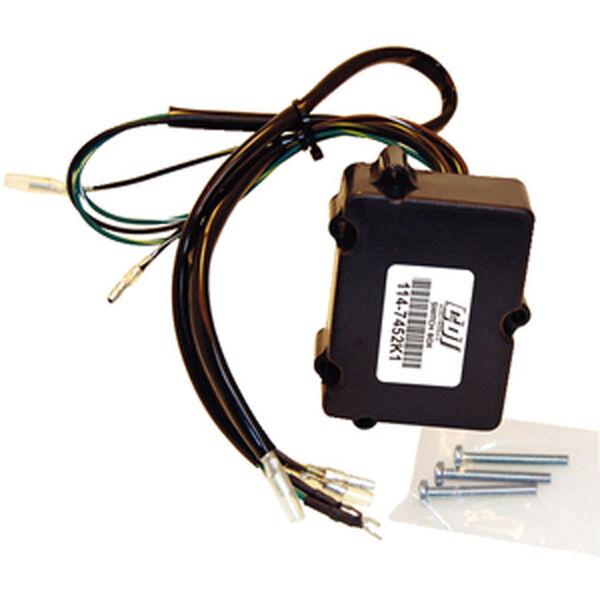 CDI Mercury Switch Box, Replaces 339-7452A1/7/8/9/10/11/14/15/21