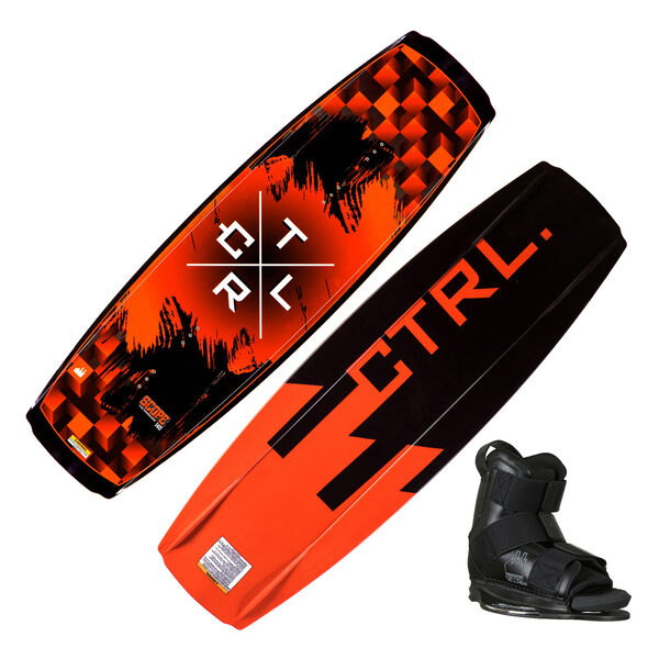 CTRL Scope Wakeboard With Imperial Bindings