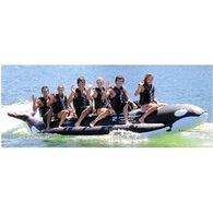 Island Hopper Super Sled Six-Man Whale Rider Towable