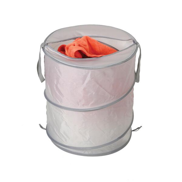 Gray Spring Container