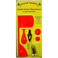 Church Tackle Double-Action Flag System