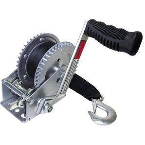 Overton's 2000-lb. Dual Drive Trailer Winch With 20' Strap