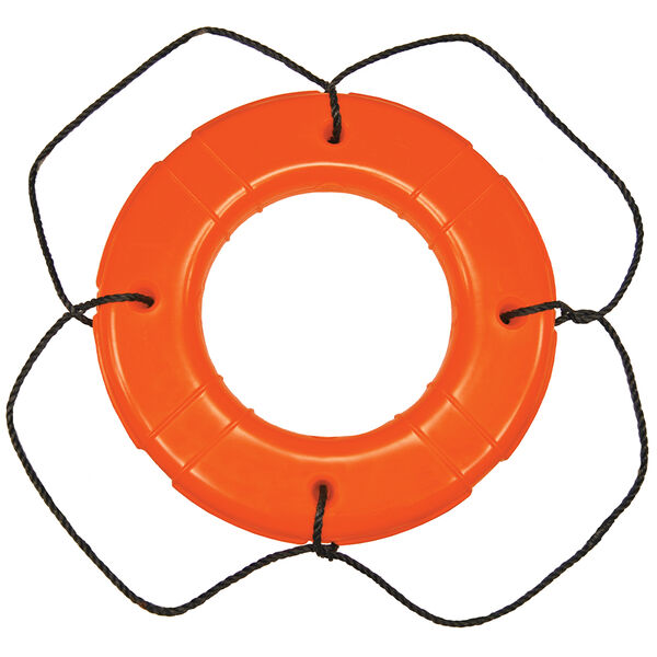 """Life Ring USCG Approved, Orange (30"""")"""