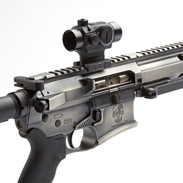 Hi-Lux 1x20 MM-2 Red Dot Sight, Lower 1/3 Co-Witness Mount