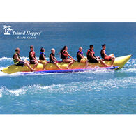 Island Hopper 8-Rider In-Line Towable Banana Boat