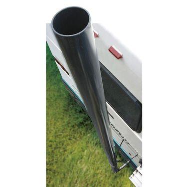 Camco Gen-Turi Generator Exhaust Venting System