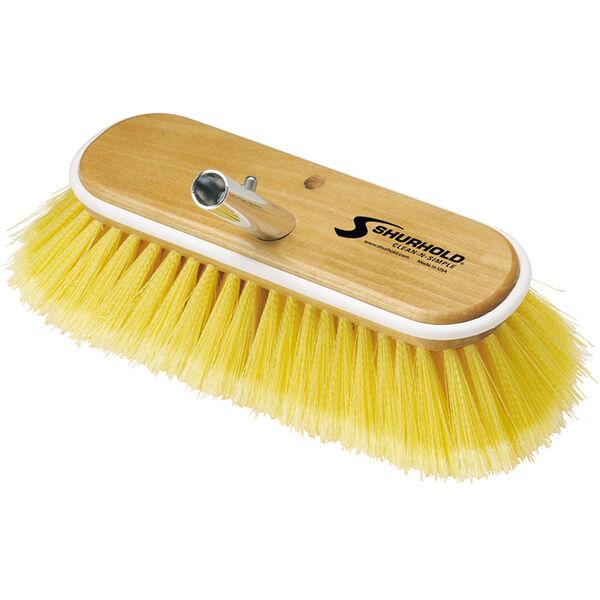 "Shurhold Soft 10"" Deck Brush"