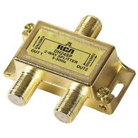 RCA Digital Plus 2-Way High Bandwidth Signal Splitter