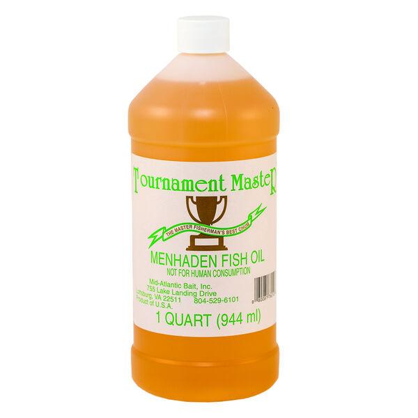 Voodoo Menhaden Fish Oil, Quart