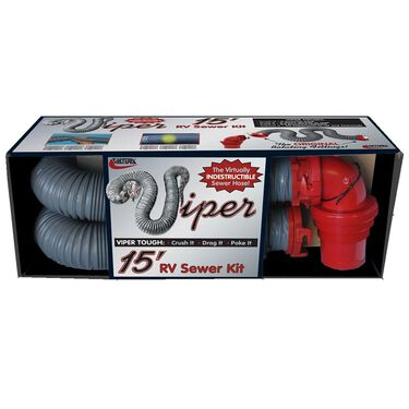 Viper Sewer Hose Kit