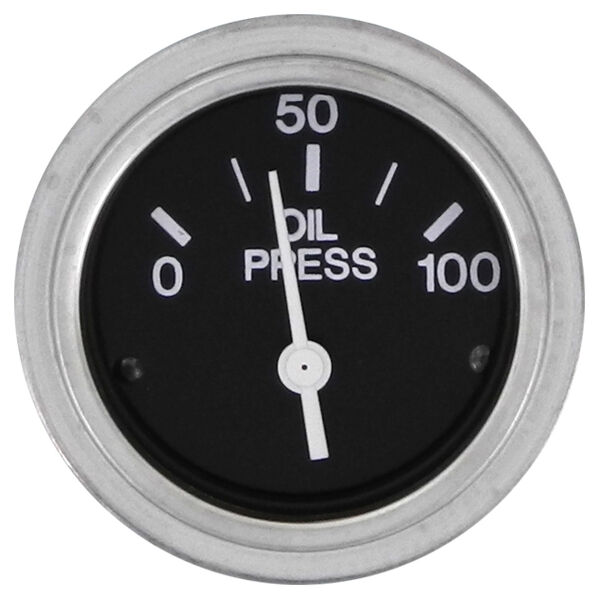 "Sierra 2"" Oil Pressure Gauge, Sierra Part #67353P"
