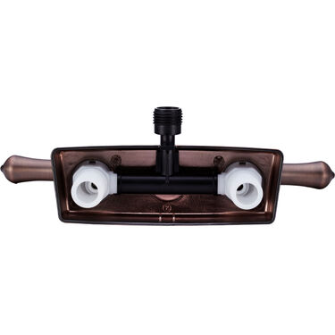 Dura Faucet Classical RV Shower Faucet, Oil Rubbed Bronze