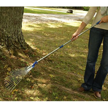 Collapsible Rake
