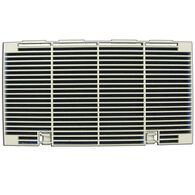 Replacement Return Air Grille for Quick Cool, Polar White