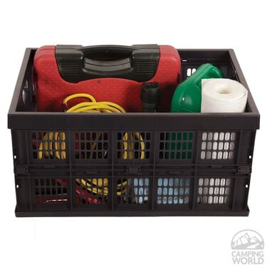 Large Folding Crate