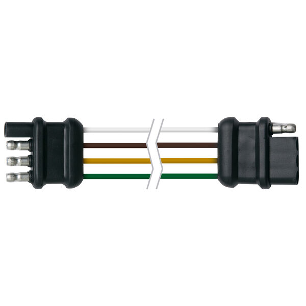 """Ancor Looped Trailer Wire, 4-Wire, 12"""""""