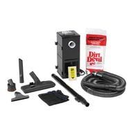 Dirt Devil CV1500 All-In-One Central Vacuum System