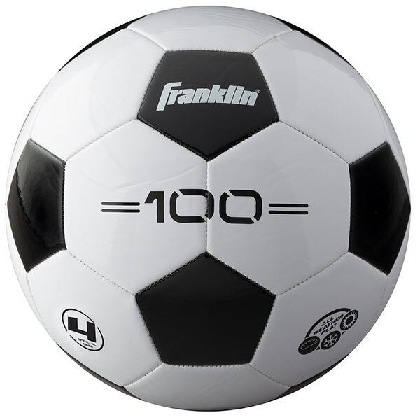 Franklin Competition 100 Soccer Ball, Size 4