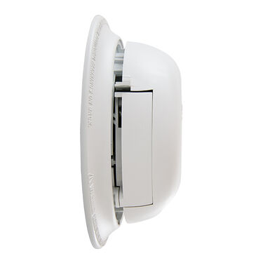 First Alert Hardwired Ionization Smoke Alarm with Battery Backup and Adapter Plugs