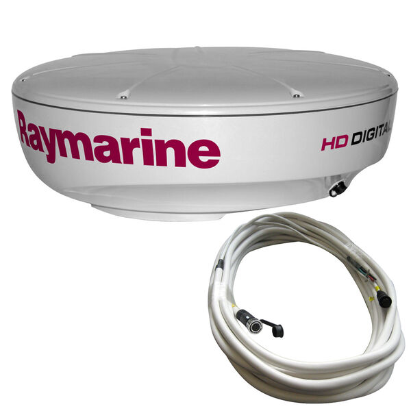 Raymarine RD418HD 4kW Digital Radome