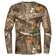 Blocker Outdoors Youth Shield Series Fused Cotton Long-Sleeve Tee