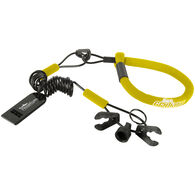 Overton's UltraCord PWC 3-Key Lanyard