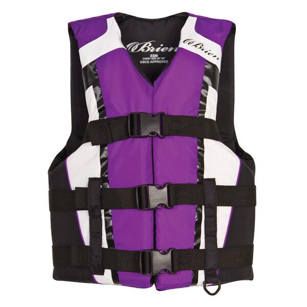 O'Brien Women's 3-Belt Nylon Life Jacket