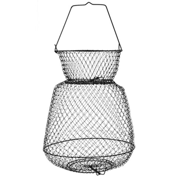 Eagle Claw Wire Fish Basket, Medium