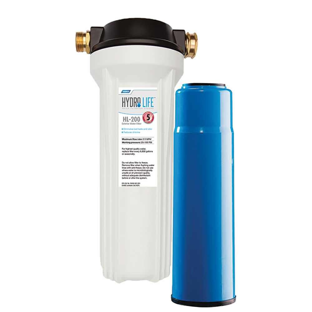 Camco Hydro Life Exterior Water Filter Kit Camping World