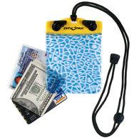 "Dry Pak Floating Waterproof Wallet Case, 4"" x 4"""