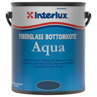 Interlux Blue Fiberglass Bottomkote Aqua, 3 Gallons